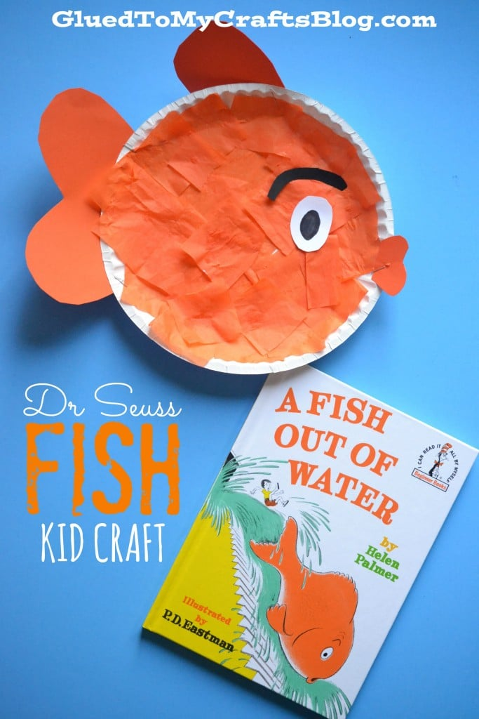 books about fish for preschoolers dr seuss beginner book inspired fish kid craft 263