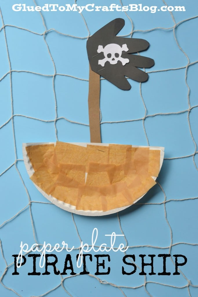 pirate ship craft ideas popsicle stick pirate ship kid craft 5208